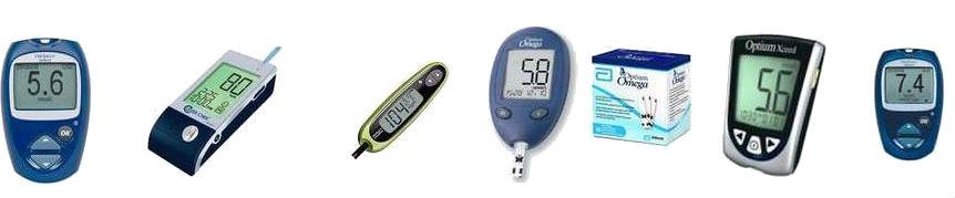 выбрать глюкометр